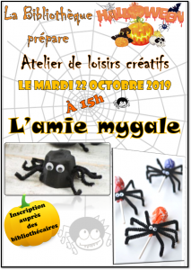 L'amie mygale