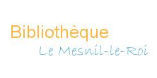 Bibliothèque du Mesnil-Le-Roi